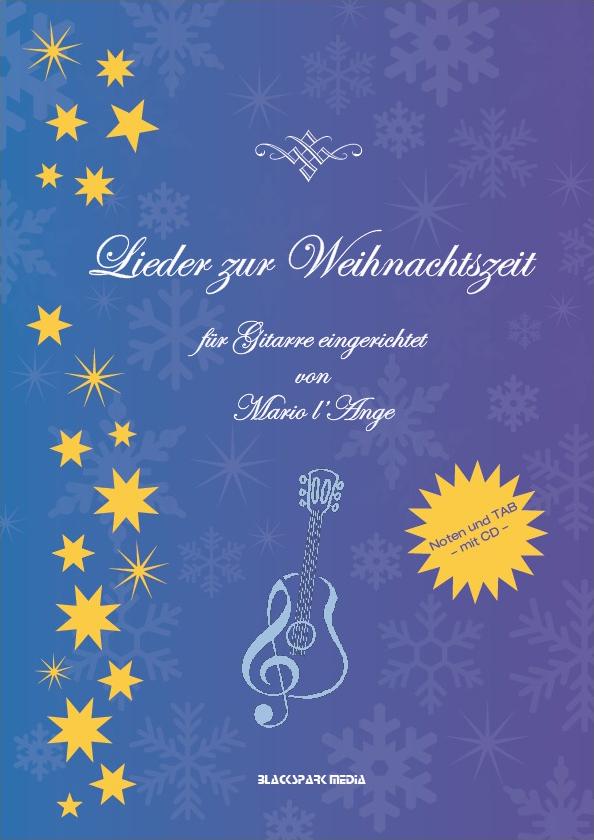 Gitarrenbuch für die Musikschule Mario l'Ange